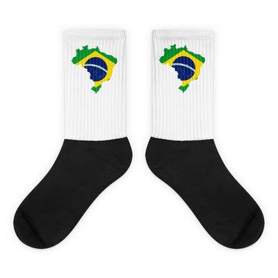 Brazil Country Socks Choose To Rep M (6-8) Country Flag Socks, State Socks, Flag Socks, Patriotic Socks, Patriotic Products, Country Watches