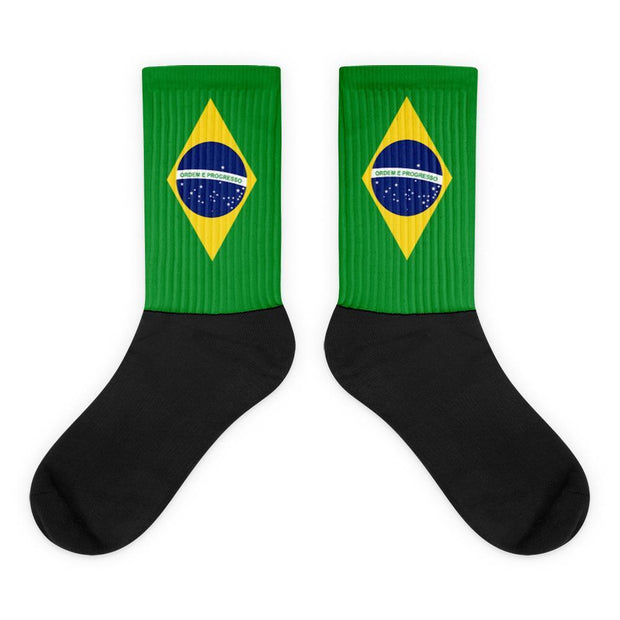 Brazil Flag Socks Choose To Rep M (6-8) Country Flag Socks, State Socks, Flag Socks, Patriotic Socks, Patriotic Products, Country Watches