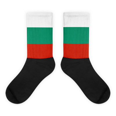 Bulgaria Flag Socks Choose To Rep M (6-8) Country Flag Socks, State Socks, Flag Socks, Patriotic Socks, Patriotic Products, Country Watches