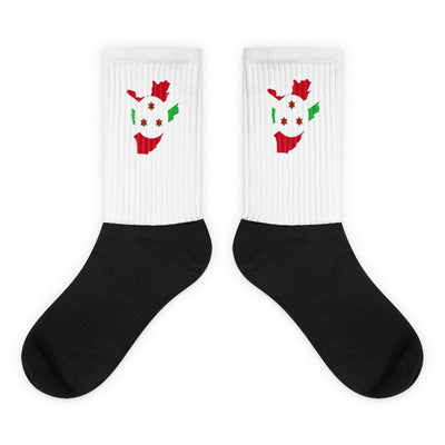 Burundi Country Socks Choose To Rep M (6-8) Country Flag Socks, State Socks, Flag Socks, Patriotic Socks, Patriotic Products, Country Watches