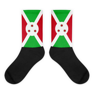 Burundi Flag Socks Choose To Rep M (6-8) Country Flag Socks, State Socks, Flag Socks, Patriotic Socks, Patriotic Products, Country Watches