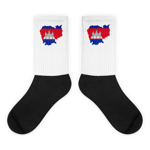 Cambodia Country Socks Choose To Rep M (6-8) Country Flag Socks, State Socks, Flag Socks, Patriotic Socks, Patriotic Products, Country Watches