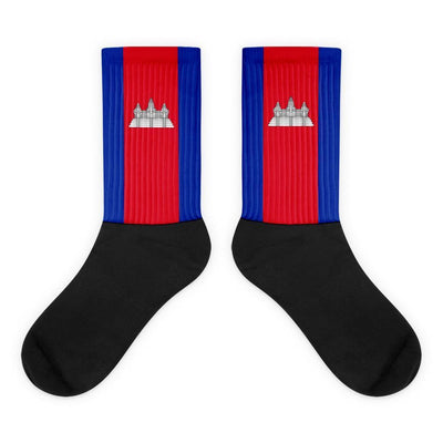 Cambodia Flag Socks Choose To Rep M (6-8) Country Flag Socks, State Socks, Flag Socks, Patriotic Socks, Patriotic Products, Country Watches