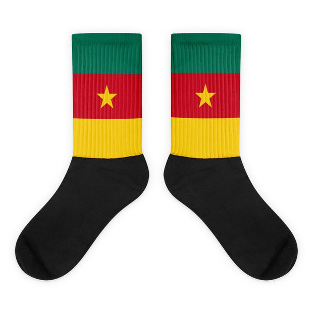 Cameroon Flag Socks Choose To Rep M (6-8) Country Flag Socks, State Socks, Flag Socks, Patriotic Socks, Patriotic Products, Country Watches