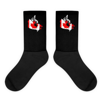 Canada Country Socks - Choose To Rep