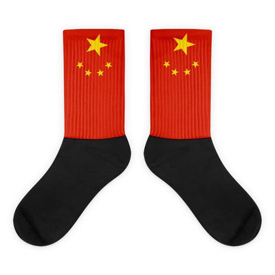 China Flag Socks Choose To Rep M (6-8) Country Flag Socks, State Socks, Flag Socks, Patriotic Socks, Patriotic Products, Country Watches