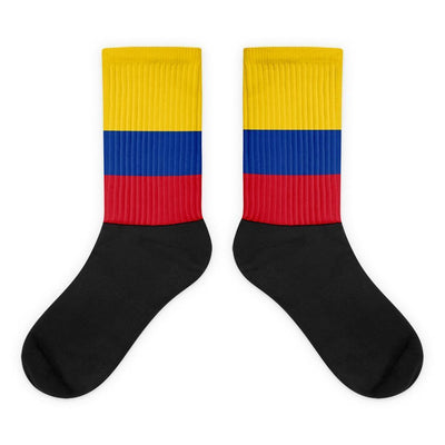 Colombia Country Socks Choose To Rep M (6-8) Country Flag Socks, State Socks, Flag Socks, Patriotic Socks, Patriotic Products, Country Watches