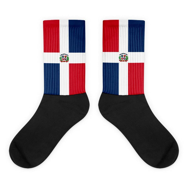 Dominican Republic Flag Socks Choose To Rep M (6-8) Country Flag Socks, State Socks, Flag Socks, Patriotic Socks, Patriotic Products, Country Watches