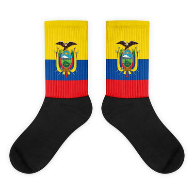 Ecuador Flag Socks Choose To Rep M (6-8) Country Flag Socks, State Socks, Flag Socks, Patriotic Socks, Patriotic Products, Country Watches