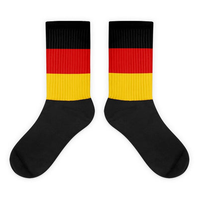 Germany Flag Socks Choose To Rep M (6-8) Country Flag Socks, State Socks, Flag Socks, Patriotic Socks, Patriotic Products, Country Watches