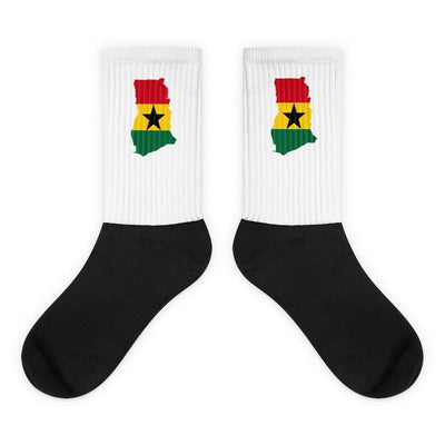 Ghana Country Socks Choose To Rep M (6-8) Country Flag Socks, State Socks, Flag Socks, Patriotic Socks, Patriotic Products, Country Watches