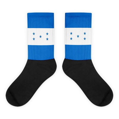 Honduras Flag Socks Choose To Rep M (6-8) Country Flag Socks, State Socks, Flag Socks, Patriotic Socks, Patriotic Products, Country Watches