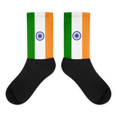 India Flag Socks Choose To Rep M (6-8) Country Flag Socks, State Socks, Flag Socks, Patriotic Socks, Patriotic Products, Country Watches