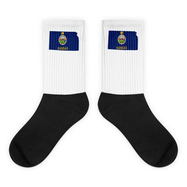 Kansas - State Socks Choose To Rep M (6-8) Country Flag Socks, State Socks, Flag Socks, Patriotic Socks, Patriotic Products, Country Watches