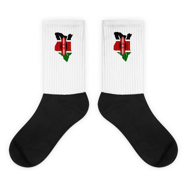 Kenya - Country Socks Choose To Rep M (6-8) Country Flag Socks, State Socks, Flag Socks, Patriotic Socks, Patriotic Products, Country Watches