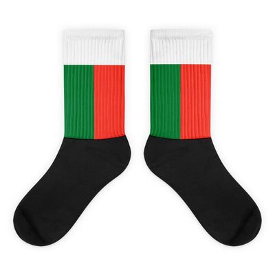 Madagascar - Flag Socks Choose To Rep M (6-8) Country Flag Socks, State Socks, Flag Socks, Patriotic Socks, Patriotic Products, Country Watches