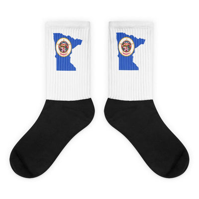 Minnesota - State Socks Choose To Rep M (6-8) Country Flag Socks, State Socks, Flag Socks, Patriotic Socks, Patriotic Products, Country Watches