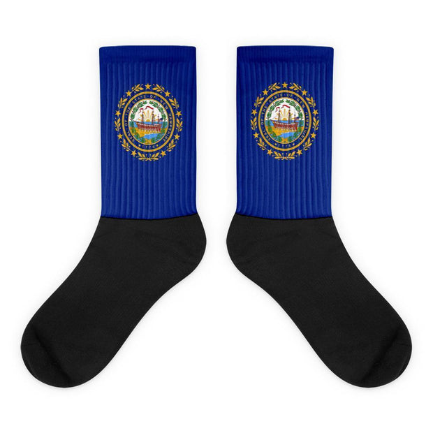 New Hampshire - Flag Socks Choose To Rep M (6-8) Country Flag Socks, State Socks, Flag Socks, Patriotic Socks, Patriotic Products, Country Watches