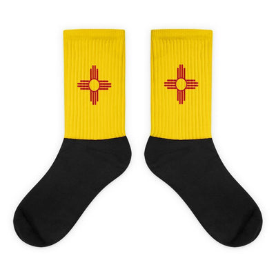 New Mexico - Flag Socks Choose To Rep M (6-8) Country Flag Socks, State Socks, Flag Socks, Patriotic Socks, Patriotic Products, Country Watches