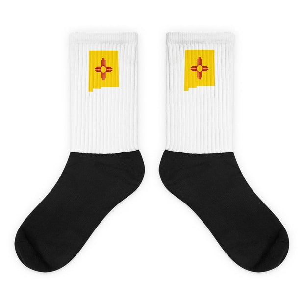 New Mexico - State Socks Choose To Rep M (6-8) Country Flag Socks, State Socks, Flag Socks, Patriotic Socks, Patriotic Products, Country Watches