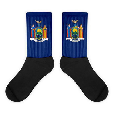 New York - Flag Socks Choose To Rep M (6-8) Country Flag Socks, State Socks, Flag Socks, Patriotic Socks, Patriotic Products, Country Watches