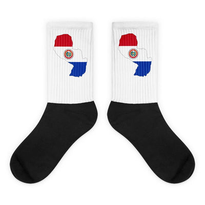 Choose To Rep M (6-8) Paraguay - Country Socks
