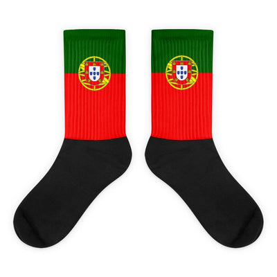 Choose To Rep M (6-8) Portugal - Flag Socks