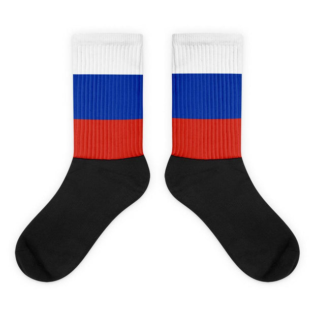 Choose To Rep M (6-8) Russia - Flag Socks