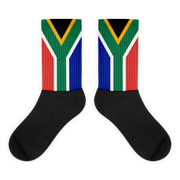Choose To Rep M (6-8) South Africa - Flag Socks