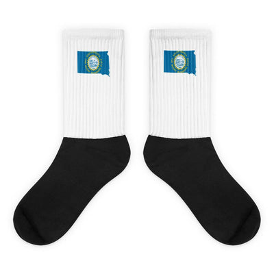 Choose To Rep M (6-8) South Dakota - State Socks