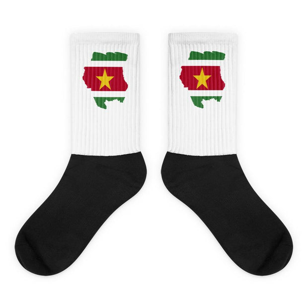 Choose To Rep M (6-8) Suriname - Country Socks