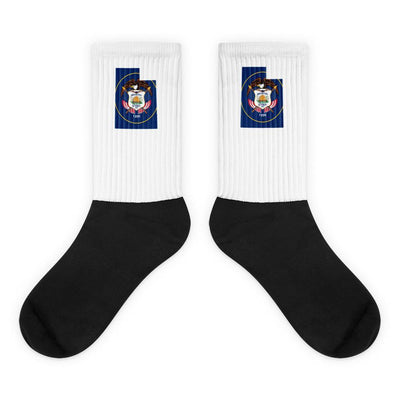 Choose To Rep M (6-8) Utah - State Socks