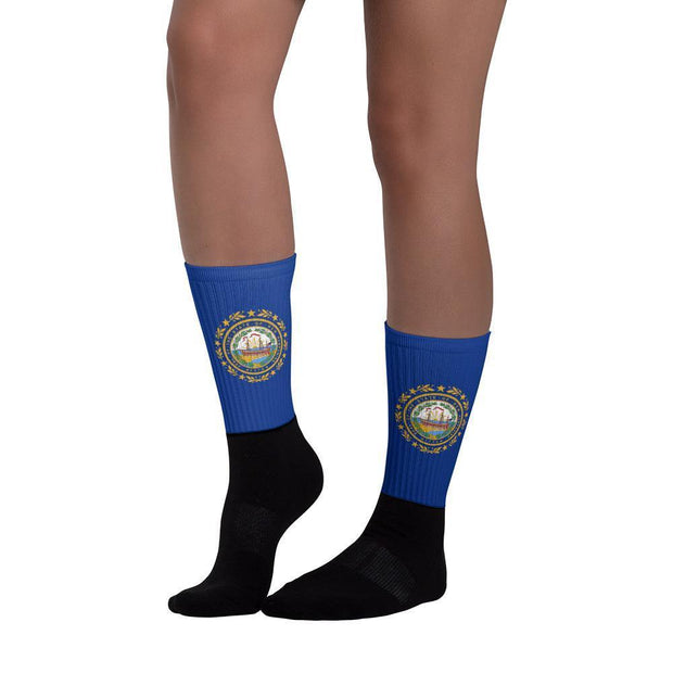New Hampshire - Flag Socks Choose To Rep Country Flag Socks, State Socks, Flag Socks, Patriotic Socks, Patriotic Products, Country Watches