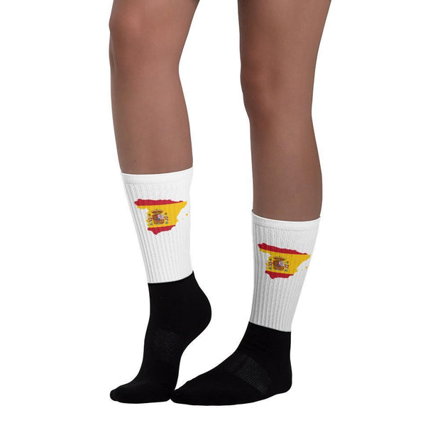 Choose To Rep Spain - Country Socks