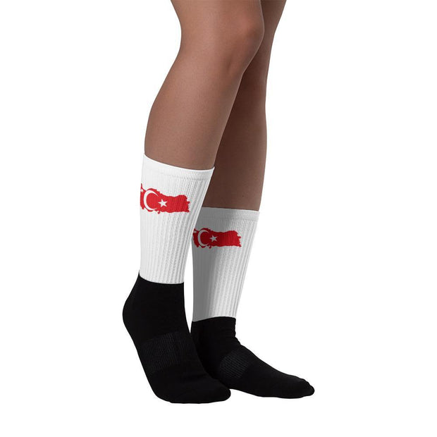 Choose To Rep Turkey - Country Socks
