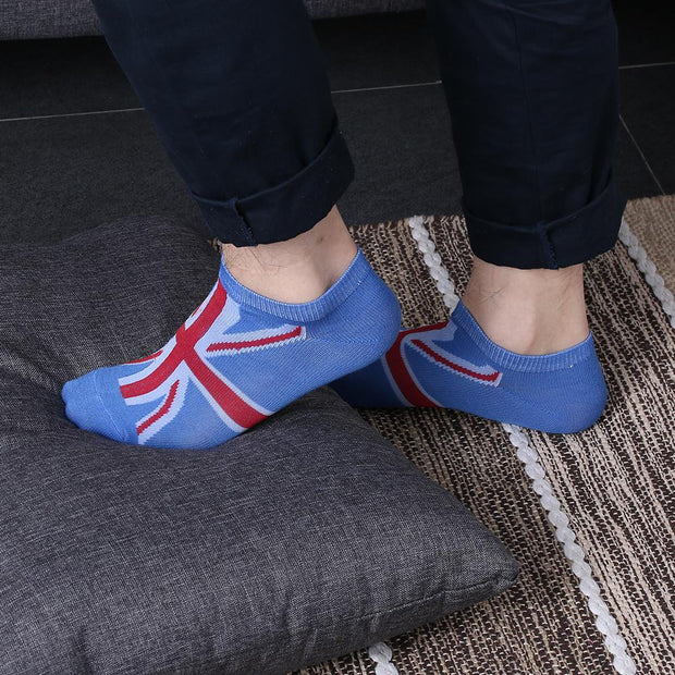 Choose To Rep United Kingdom - Ankle Flag Socks