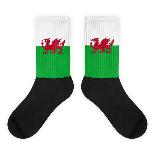 Choose To Rep Wales Flag Socks, State Socks, Country Socks, City Socks, Europe Socks