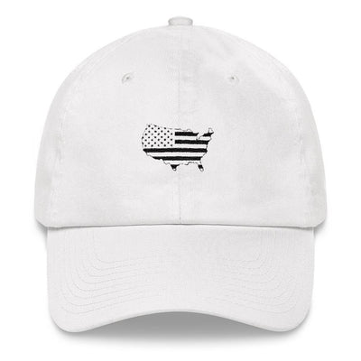 Choose To Rep White United States Hat