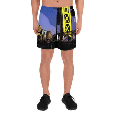 Sacramento - Choose to Rep athletic shorts - Choose To Rep