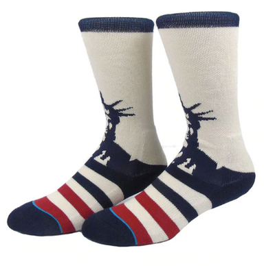 New York Flag Socks - Speciality Socks - Choose To Rep