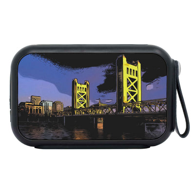 Sacramento - Portable Bluetooth Speaker - Choose To Rep