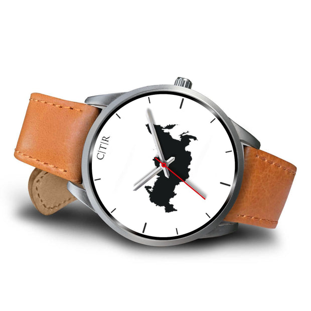 wc-fulfillment Silver Watch Russia - Simple Silver