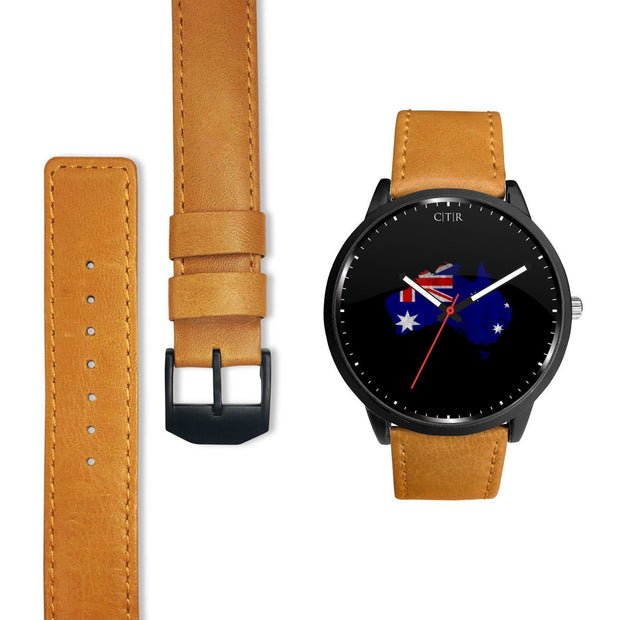Australia Flag Watch Watch wc-fulfillment Country Flag Socks, State Socks, Flag Socks, Patriotic Socks, Patriotic Products, Country Watches