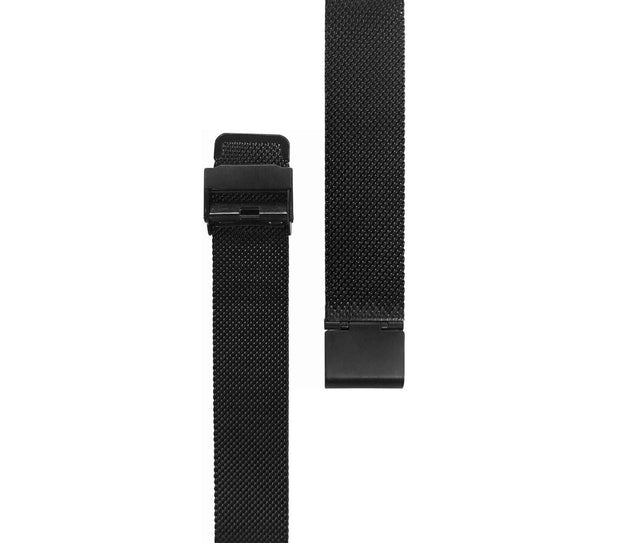wc-fulfillment Watch Band Mens 40mm / Metal Mesh Watch Band