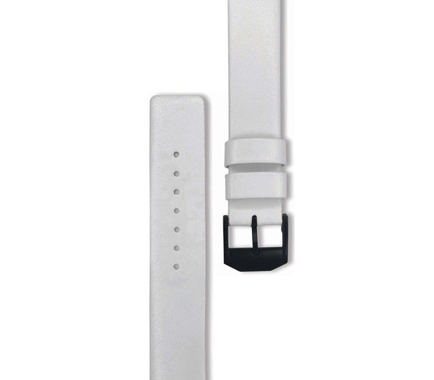 wc-fulfillment Watch Band Mens 40mm / White Watch Band