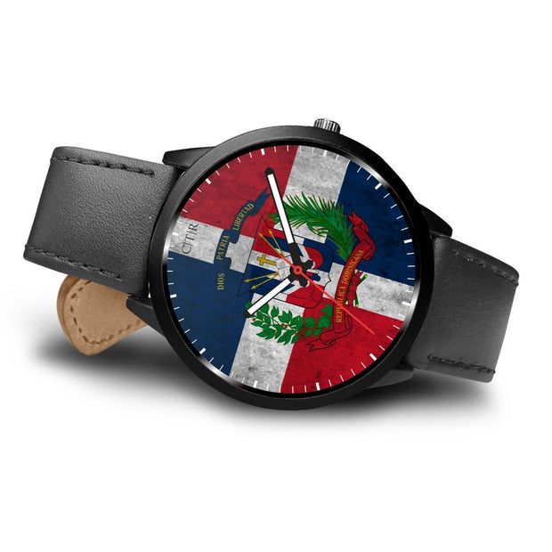 Dominican Republic Flag Watch - Choose To Rep