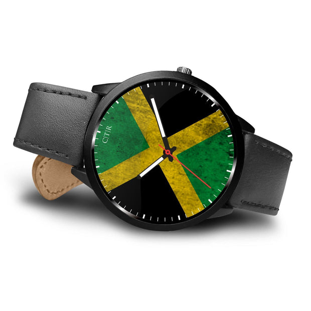 Jamaica - Flag Watch Watch wc-fulfillment Country Flag Socks, State Socks, Flag Socks, Patriotic Socks, Patriotic Products, Country Watches