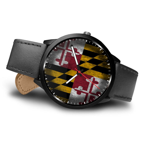 Maryland - Flag Watch Watch wc-fulfillment Country Flag Socks, State Socks, Flag Socks, Patriotic Socks, Patriotic Products, Country Watches