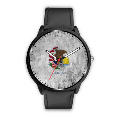 Illinois Flag Watch - Choose To Rep