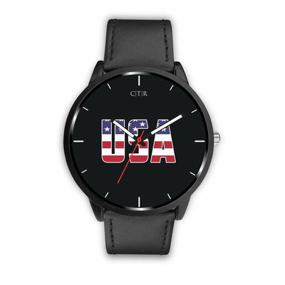 wc-fulfillment Watch Mens 40mm / Black United States Watch